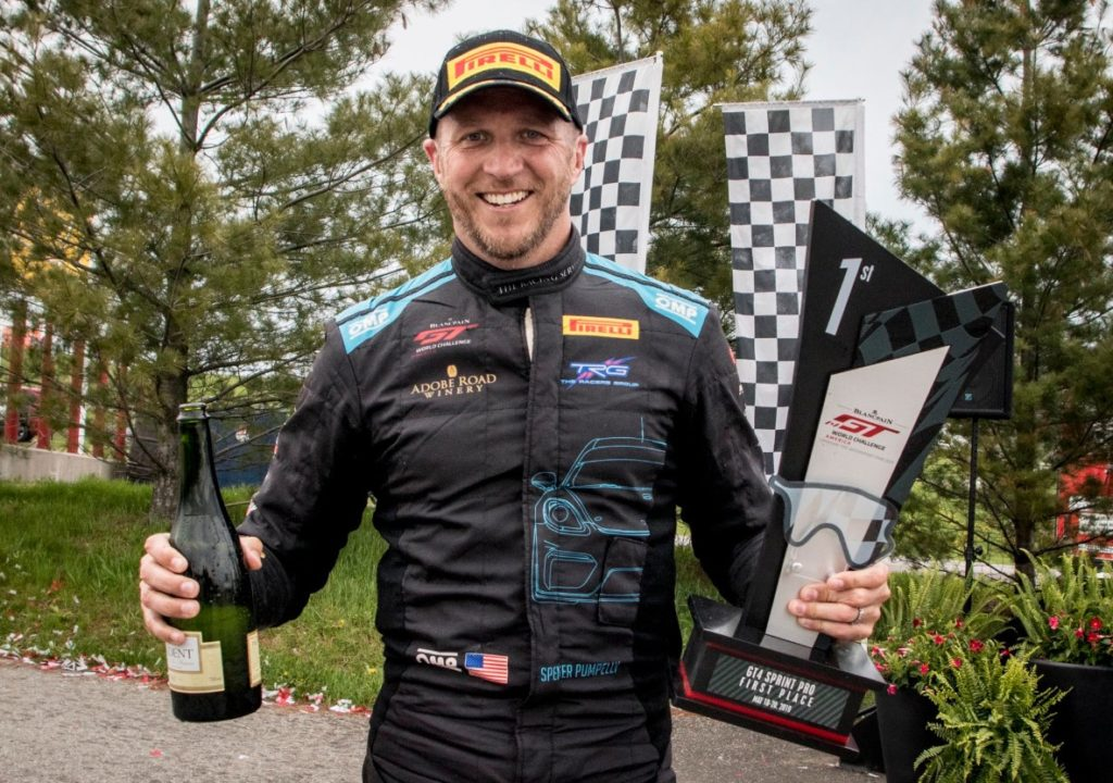TRG Win Spencer Pumpelly CTMP